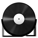 White Vinyl Badge