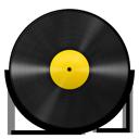 Gold Vinyl Badge